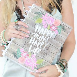 Happy notes, happy planner & accessoires