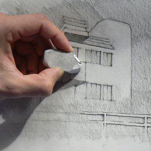 Eraser & Pencil sharpener
