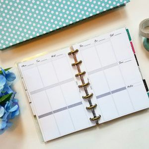 Happy Planner - Format mini