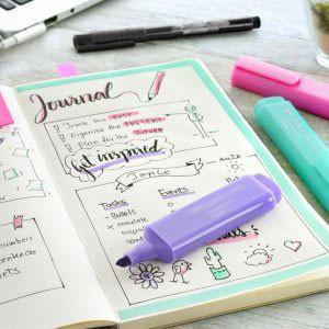 Notebooks, bullet journal, happy notes, happy planner, agendas